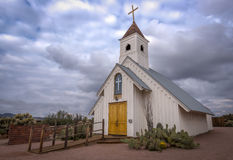 Historical Church Royalty Free Stock Photography