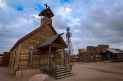 Historical Church Stock Image