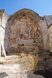 Historical church. Laterza. Puglia. Italy. Royalty Free Stock Photo