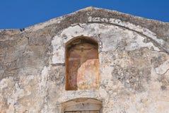 Historical church. Laterza. Puglia. Italy. Stock Photography
