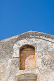 Historical church. Laterza. Puglia. Italy. Stock Images