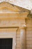 Historical church. Matera. Basilicata. Italy. Royalty Free Stock Images