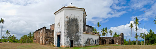 Historical church Stock Photo