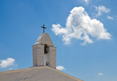 Historical church of Puglia. Italy. Stock Photography