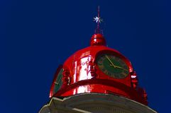 Historical Church Roof Royalty Free Stock Photography