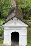 Historical church in Spania dolina Royalty Free Stock Photo