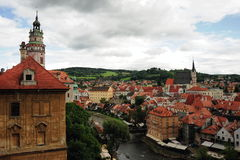 Historical city Royalty Free Stock Photography