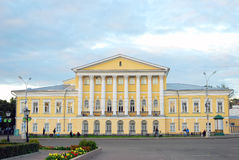 Historical city center of Kostroma Royalty Free Stock Image