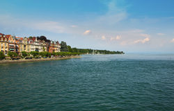 Historical City of Konstanz,Germany Royalty Free Stock Photography