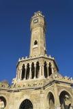 Historical Clock Tower. Of Izmir, Turkey Stock Photos