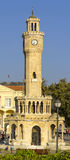 Historical Clock Tower. Of Izmir, Turkey Royalty Free Stock Images