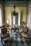 Historical Colonial Cuban Interior Trinidad Cuba Royalty Free Stock Photos