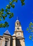 Historical 19th Century Church, Fremantle, Western Australia. Historical colonial era 19th century church, St John`s Anglican Church, Fremantle, Western stock photography