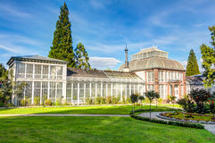 Historical conservatory in Kassel Royalty Free Stock Photography