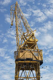 Historical crane Stock Photos