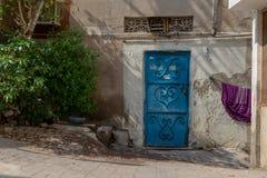 Historical district of Matrah in Muscat, Oman stock photos