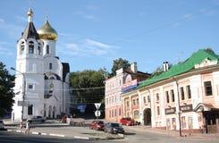 Historical district of Nizhny Novgorod Stock Photo