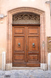 Historical door Stock Images