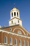 Historical Faneuil Hall from Revolutionary America in Boston, Massachusetts, New England Stock Photos