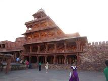 Historical Fatehpur stock photos
