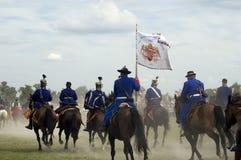 Historical festival, Bosztorpuszta, Hungary Royalty Free Stock Photo