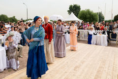 Historical festival 11 Royalty Free Stock Photography