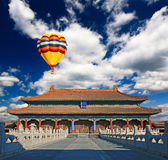 The historical Forbidden City Museum Royalty Free Stock Photos