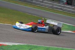 Historical Formula One Stock Photo