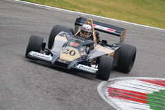 Historical Formula One Championship Royalty Free Stock Photo