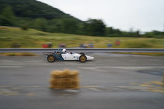 Historical formule racing Royalty Free Stock Photography