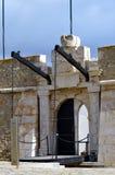 The historical Forte da Ponda da Bandeira in Lagos Stock Images