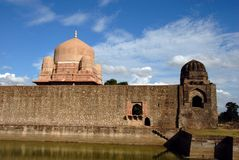 Historical Forts of India Royalty Free Stock Photography