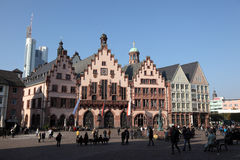 Historical Frankfurt Main, Germany Stock Photos