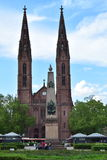 Historical German Church Stock Photography