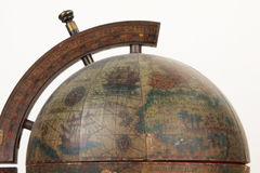 Historical Globe Royalty Free Stock Photo