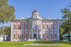 Historical Golitsyns estate Royalty Free Stock Photography