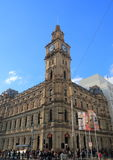 Historical GPO building Melbourne Australia Royalty Free Stock Photography