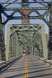 Historical Hawthorne st bridge. Stock Images