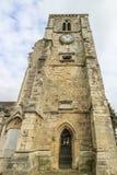 The historical Holyrood Church Stock Photography
