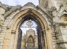 The historical Holyrood Church Royalty Free Stock Photo