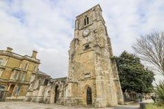 The historical Holyrood Church Royalty Free Stock Photos