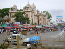 Historical hospital in Hyderabad Royalty Free Stock Image