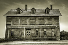 Historical Hotel Royalty Free Stock Images