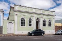 Historical House Itu Sao Paulo Brazil Royalty Free Stock Images