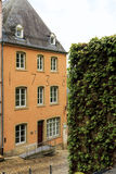 Historical house of Luxembourg Stock Photos