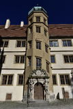 Historical House in Rotheburg ober Tauber, Germany Royalty Free Stock Photography