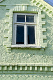 Historical house window Royalty Free Stock Image
