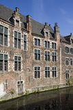 Houses in Ghent Royalty Free Stock Image