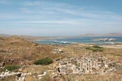 Historical Island Royalty Free Stock Photography