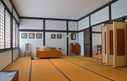Historical Japanese western style room Stock Photos